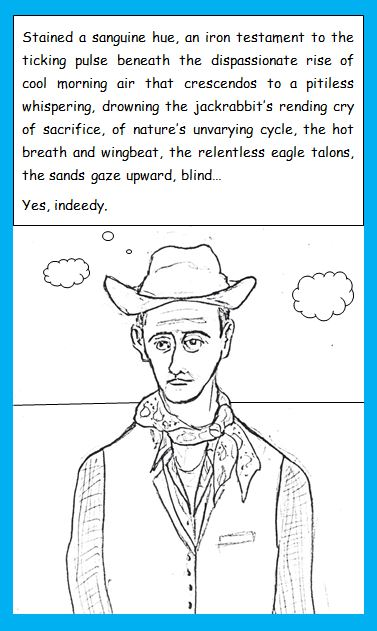 One-Panel: At One with the Sagebrush