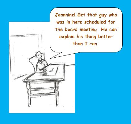 One-Panel: Best Man for the Job