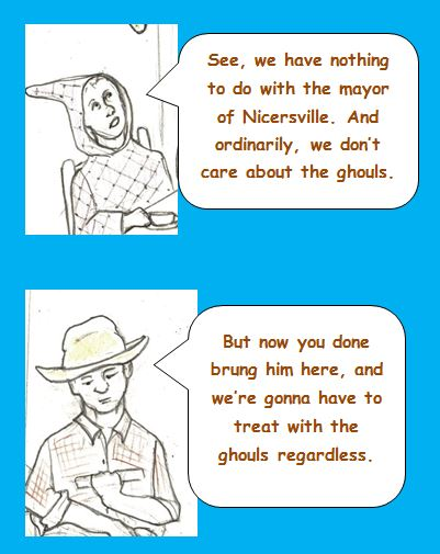 Ghouls: Like a Box of Chocolates