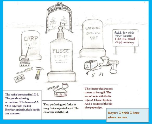 Grudgerton Cemetery
