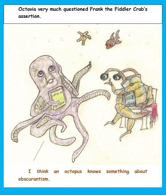 Octavia Octopus