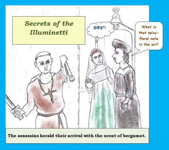One-Panel: Why Be Unpleasant?