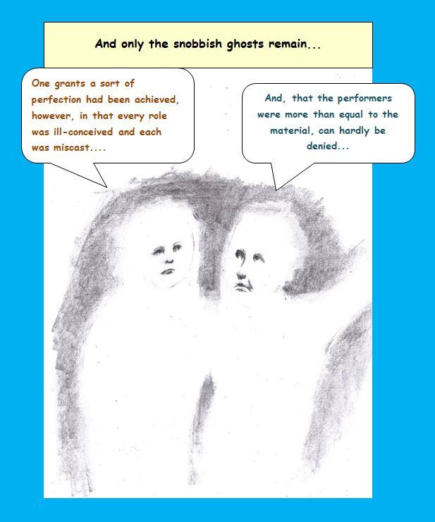 Spooky Annoyances: The Curtain Falls