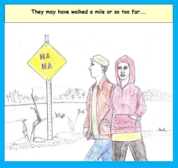 One-Panel: Unpromising Signs